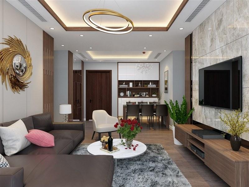 thiết kế nội thất chung cư tại Hải Phòng